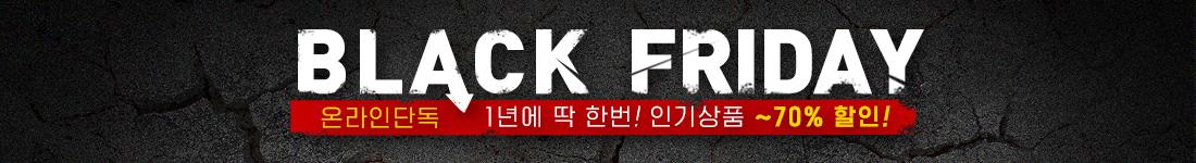 블랙 프라이데이 ~70%↓
