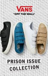 반스 PRISON ISSUE COLLECTION