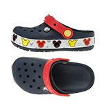 CROCBAND MICKEY FNLB LIGHTS K