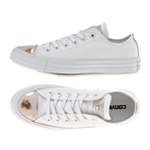 Chuck Taylor All Star Brush Off Leather Toecap