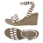 LEIGH GRAPHIC WEDGE W