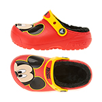 CROCS FL LINED MICKEY CLOG K