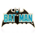 BAT Batman Logo GITD - Card