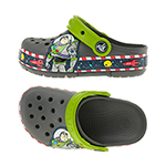 CROCBAND FL BUZZ LIGHTS CLOG K