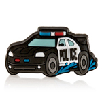 VEH Splashing Cop Car - Card