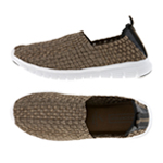 CHEW CHEW SOLID WOVEN SHOES