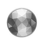 QRX-DISCO CRYSTAL SILVER