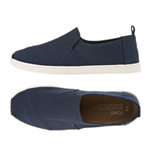 NAVY CANVAS DECON CLASSICS (M)