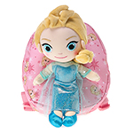 Elsa Doll Harness Backpack