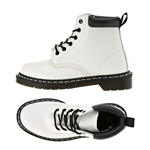 Padded Collar 6 Eye Boot