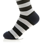 WOMAN STRIPE SOCKS