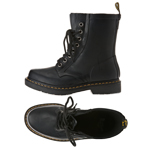 DRENCH LACE UP BOOTS
