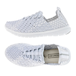 BEAT LACE-UP WOVEN SHOES