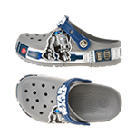 Crocband R2D2 Lights Clog K