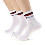 3P SET Low-crew socks