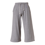 3/4 LENGTH WIDE SWEAT PANT