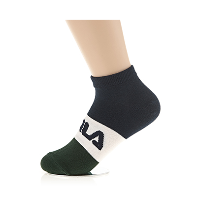 3 BLOCK LINEAR LOGO SOCKS