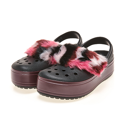 CROCBAND PLATFORM SO LUXE CLOG