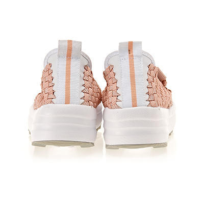 CHEW CHEW GLAM STRIPE WOVEN SHOES
