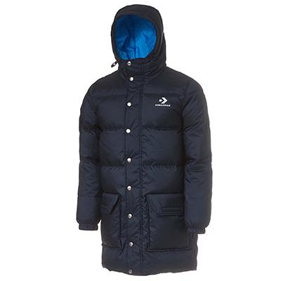 Long Down Puffer Jacket