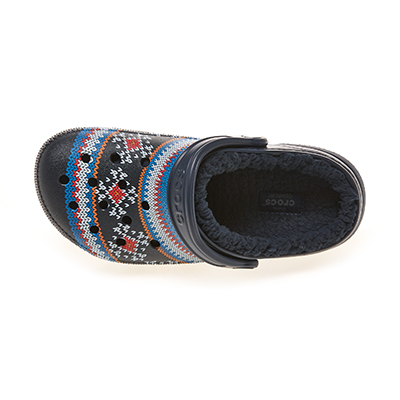 CLASSIC PRINTED LINED CLOG