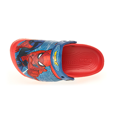 CrocsFL SpiderMan Lts Clg K