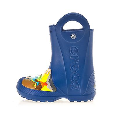 CrocsFL Dino Rain Boot K